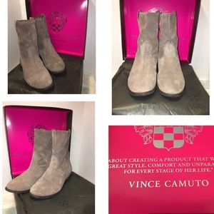 Vince CAMUTO Fanti Slouch Boots Size 8